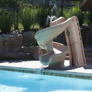 Aqua Action Slides Transform Your Backyard Into A Water Park