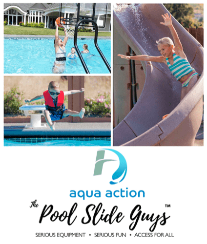 How to get the Kids off their Electronic Devices and into the pool !