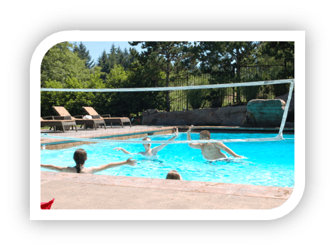 Volleyball-Pool-Games